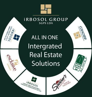Irbosol Group SGPS - Tudo em uma solução imobiliária - Algarve - Portugal